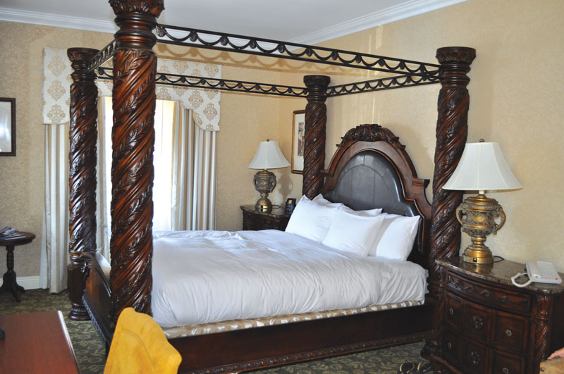 Room at Hilton St. Augustine Historic Bayfront