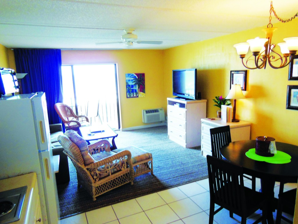 Room at Beacher's Lodge in Daytona Beach