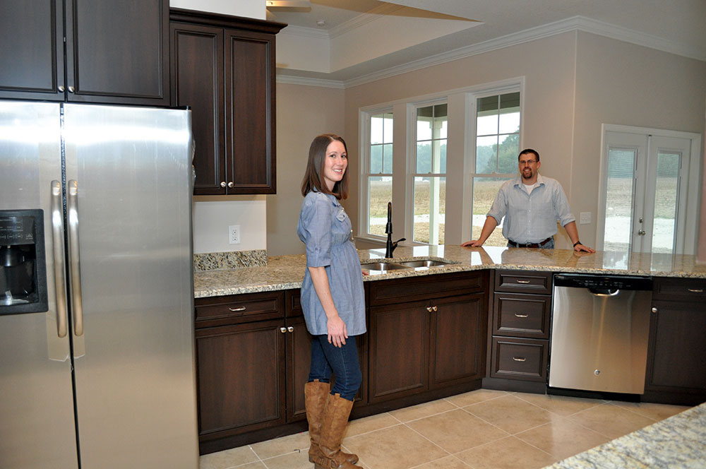 Gourmet kitchens by Innovative Home Builders