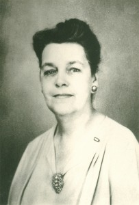 First President: Mrs. E.L. Lord  1924-26
