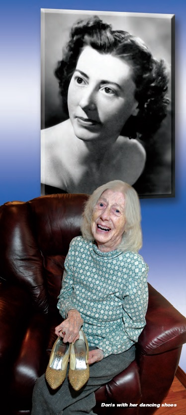 An Interview with Doris Meneely Scott at the age of 104!