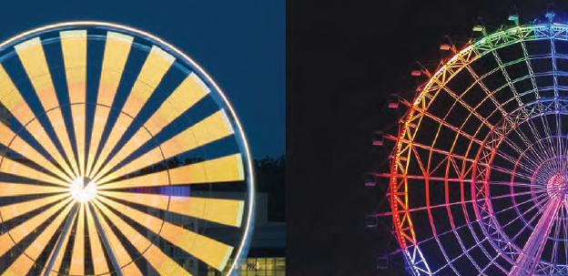 NOT Your Grandma's Ferris Wheel!