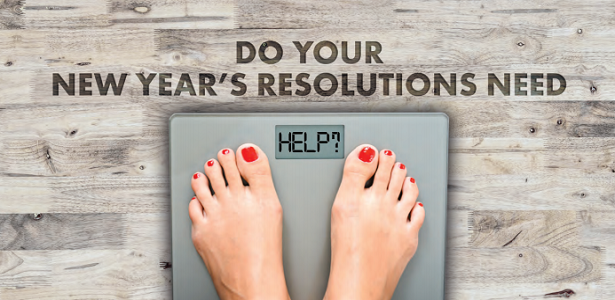 Do Your New Year's Resolutions Need Help?
