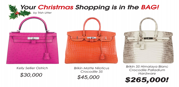 Your Christmas Shopping is in the Bag